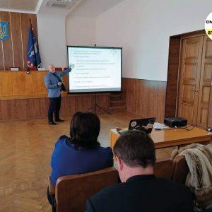 11.02.2020  Workshop in Uman city