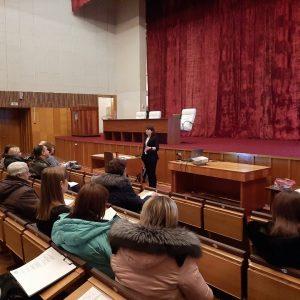 21.01.2020 Workshop in Cherkasy city